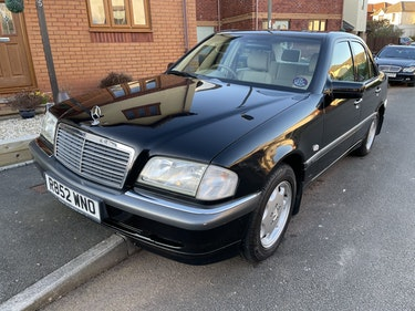 Picture of 1997 Mercedes C240 Elegance Auto 78,000 miles For Sale