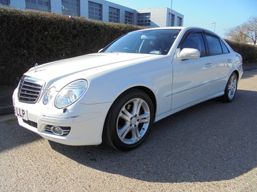 Picture of 2008 Mercedes e350 automatic 3.5 petrol For Sale
