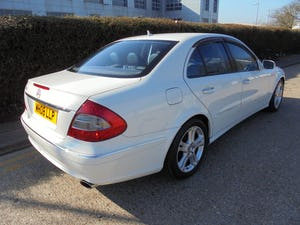 2008 Mercedes e350 automatic 3.5 petrol For Sale (picture 6 of 12)