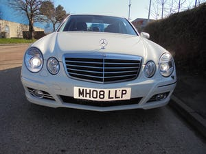 2008 Mercedes e350 automatic 3.5 petrol For Sale (picture 7 of 12)