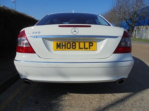2008 Mercedes e350 automatic 3.5 petrol For Sale (picture 8 of 12)