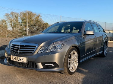 Picture of 2011 Mercedes E350 CDI Sport Estate (Low Miles & Immaculate) For Sale