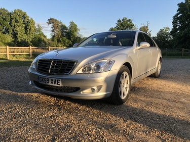Picture of 2009 Mercedes S class 320CDI L  9000miles only For Sale