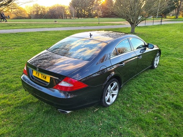 Picture of 2008 Mercedes CLS 320 CDI, Facelift, FSH For Sale
