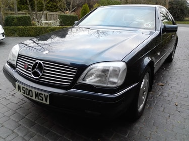 Picture of 1997 Mercedes W140 Coupe For Sale