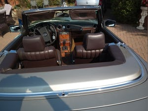 1985 380SL Convertible with hardtop For Sale (picture 11 of 12)