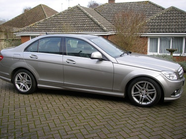 Picture of 2008 Mercedes C 350 AMG V6 3.5 Litre Petrol For Sale