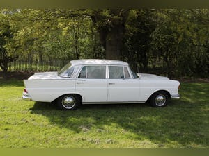 1961 MERCEDES 220 SB FINTAIL SWOP FOR W123 MERC ESTATE For Sale (picture 1 of 5)