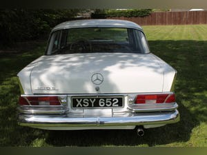 1961 MERCEDES 220 SB FINTAIL SWOP FOR W123 MERC ESTATE For Sale (picture 2 of 5)