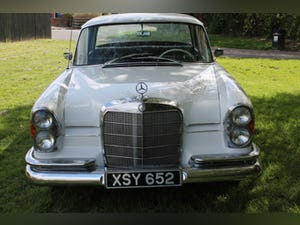 1961 MERCEDES 220 SB FINTAIL SWOP FOR W123 MERC ESTATE For Sale (picture 3 of 5)