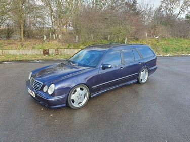 Picture of 2000 Mercedes W210 E55 AMG Facelift Estate For Sale