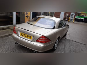 2000 315 bhp Mercedes Coupe CL500    ( C215 ) For Sale (picture 4 of 6)