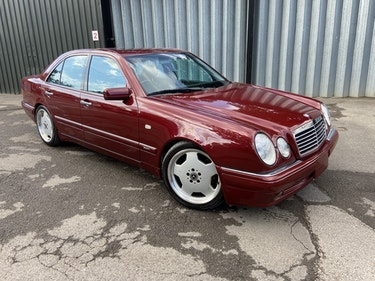 Picture of 1999 Mercedes E55 AMG 65k miles rust free original condition For Sale