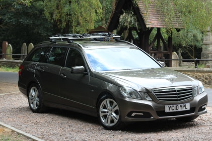 Picture of 2010 Mercedes E250 CDI Avantgarde Blueefficiency Estate Manual For Sale