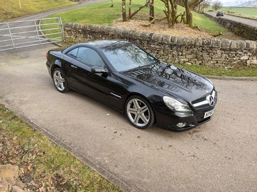 Picture of 2010 Mercedes SL 350 For Sale
