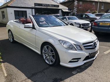 Picture of 2012 MERCEDES E250 AMG SPORT CONVERTIBLE 7 G-TRONIC For Sale