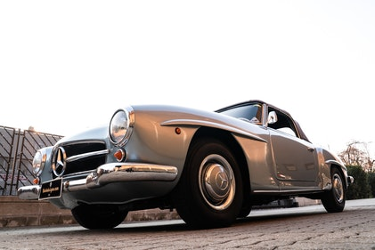 Picture of 1956 MERCEDES-BENZ 190 SL For Sale