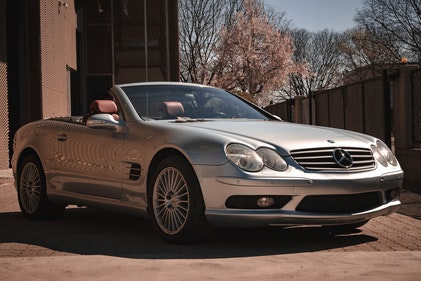 Picture of 2002 MERCEDES BENZ SL55 AMG For Sale