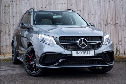 Picture of 2017 Mercedes GLE63 V8 AMG S 5.5 For Sale