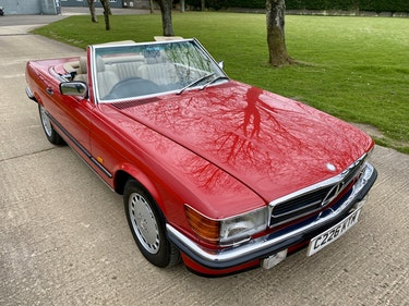 Picture of 1986 Mercedes 420SL For Sale