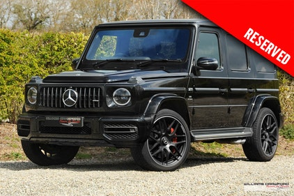 Picture of 2020 RESERVED - Mercedes Benz G63 AMG 4MATIC 9G auto (BIG SPEC) For Sale