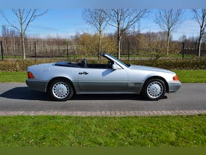 1990 Mercedes-Benz 300SL-24 For Sale (picture 3 of 12)