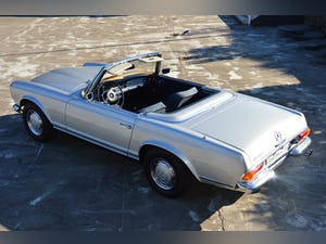 1971 Mercedes-Benz 280 SL Automatic For Sale (picture 2 of 12)