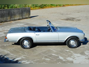 1971 Mercedes-Benz 280 SL Automatic For Sale (picture 3 of 12)
