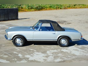 1971 Mercedes-Benz 280 SL Automatic For Sale (picture 5 of 12)
