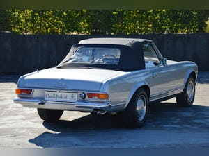 1971 Mercedes-Benz 280 SL Automatic For Sale (picture 6 of 12)
