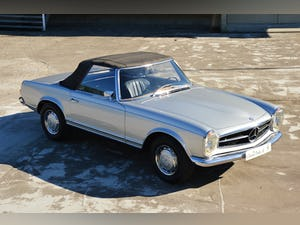 1971 Mercedes-Benz 280 SL Automatic For Sale (picture 7 of 12)
