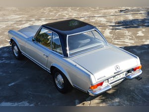 1971 Mercedes-Benz 280 SL Automatic For Sale (picture 8 of 12)