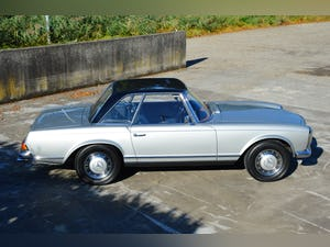 1971 Mercedes-Benz 280 SL Automatic For Sale (picture 9 of 12)