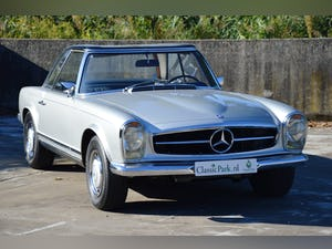 1971 Mercedes-Benz 280 SL Automatic For Sale (picture 10 of 12)