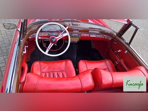 1959 Mercedes 220S Cabriolet (UK-title) For Sale (picture 2 of 11)