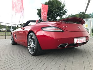 2011 Mercedes SLS Roadster * New Condition * For Sale (picture 3 of 10)