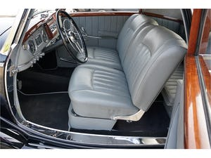 1955 Mercedes-Benz 220 A COUPE One of only 85 For Sale (picture 3 of 6)