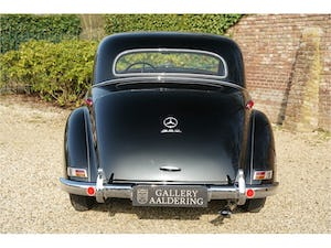 1955 Mercedes-Benz 220 A COUPE One of only 85 For Sale (picture 5 of 6)