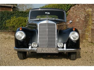 1955 Mercedes-Benz 220 A COUPE One of only 85 For Sale (picture 6 of 6)