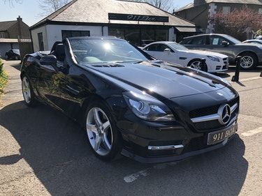 Picture of 2011 MERCEDES SLK 200 AMG SPORT EDITION 125 1.8 TURBO 7 G-TRONIC For Sale