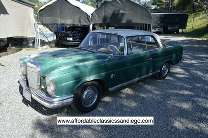 Picture of 1963 Mercedes Benz 220SE SOLD