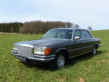 Picture of 1979 Mercedes-Benz 450 SEL 6.9 - top model of series W 116 For Sale