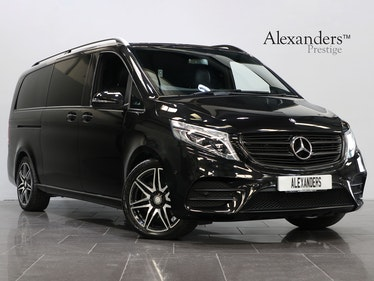 Picture of 2017 17 67 MERCEDES BENZ V220D AMG LINE EXTRA LONG AUTO For Sale