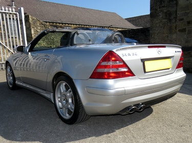 Picture of 2001 Mercedes SLK32 AMG - Just 80K - FMBSH - One of 263 For Sale
