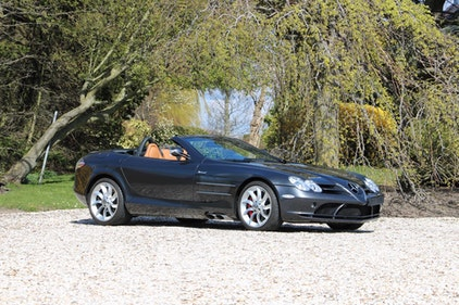 Picture of 2007 Mercedes-Benz SLR McLaren Roadster - Low mileage For Sale