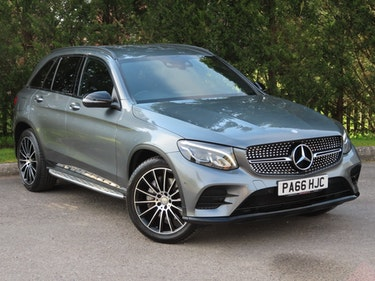 Picture of 2016 Mercedes Benz GLC 250d AMG Line 4Matic For Sale