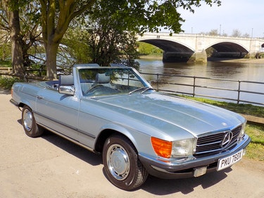 Picture of 1982 Mercedes Benz 280SL Automatic Convertible - 46,800 miles! For Sale