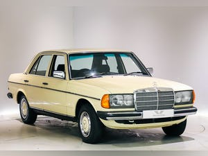 1981 Wonderful W123 Example in Edinburgh For Sale (picture 1 of 12)