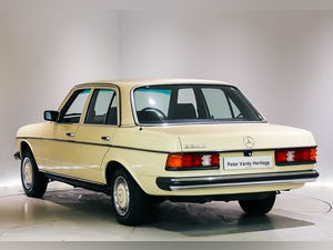 1981 Wonderful W123 Example in Edinburgh For Sale (picture 3 of 12)