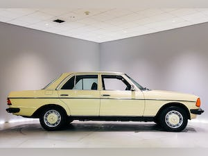 1981 Wonderful W123 Example in Edinburgh For Sale (picture 5 of 12)